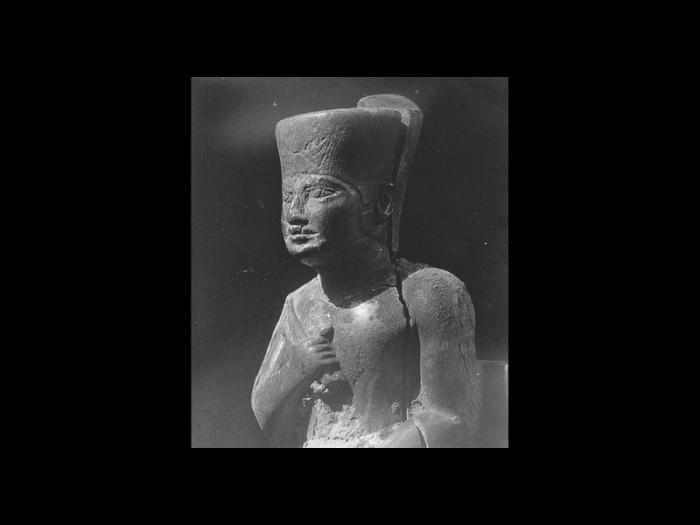 statuette fragementée de Kufhu